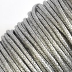 Cordon synthétique serpent 1,5mm (~25m./bobine)