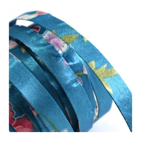 Fabric Round Cord 10mm (~3mtr/spool)