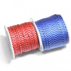 Parachute Cord Round 1.5mm (~25mtrs/spool)