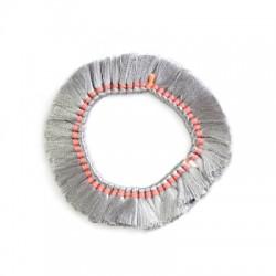 Φούντα από Τεχνητό Μετάξι (~18mm) (~50τμχ/πακέτο)