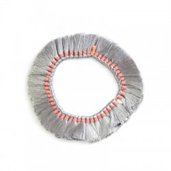 Pompon en Soie artificielle 18mm (50pcs/paquet)