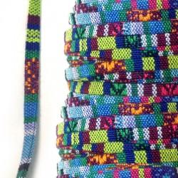 Cotton Flat Ethnic Cord 5mm