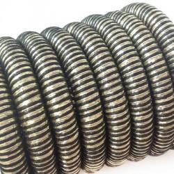 Κορδόνι Στριφτό Στρογγυλό με Αλυσίδα 9mm