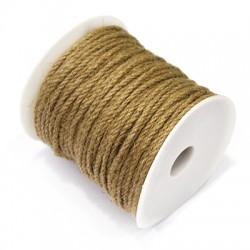 Hemp Braided Cord 3mm