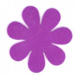 Felt Flower  75mm