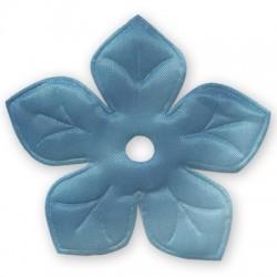 Υφασμάτινο Λουλούδι Πλακέ 63mm