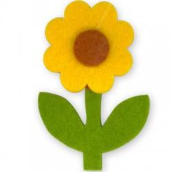 Τσόχα Στοιχείο Λουλούδι 50x68mm