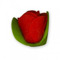 Τσόχα Στοιχείο Τριαντάφυλλο 30mm