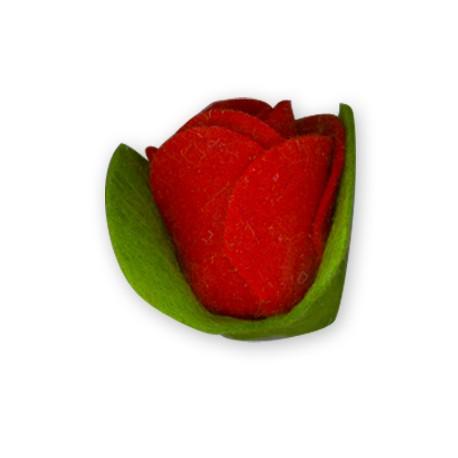 Felt Rose 32x30x13mm