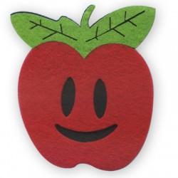 Τσόχα Στοιχείο Μήλο 76x88mm