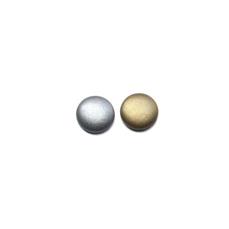 Fabric Button Round 10mm