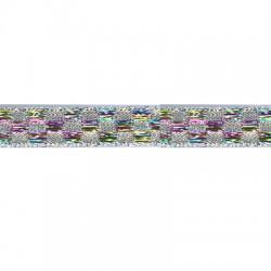 Κορδέλα Συνθετική Διπλής Όψης 10mm