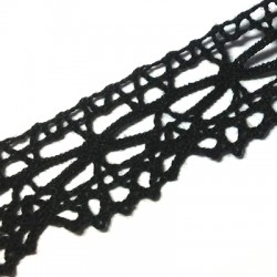 Knitted Lace 25mm