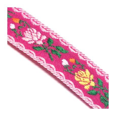 PL Knitted Ribbon w/ Rhombus 13mm (20 mtrs / spool)