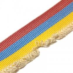 Ribbon Grosgrain Flat Striped 20mm