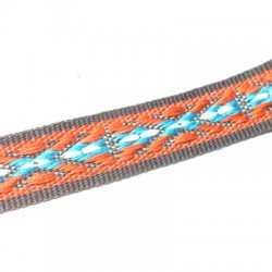 Ribbon Grosgrain Flat Ethnic 15mm