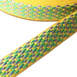 Ribbon Synthetic Cotton 16mm