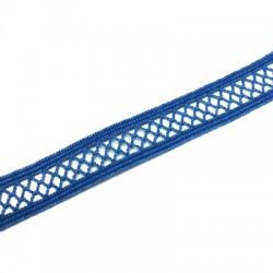 Lacet satin élastique 13mm (~10m/paquet)