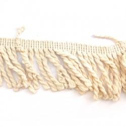 Cotton Lace Fringe 60mm (~3yards/pack)