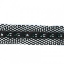 Nastro Sintetico con Perle 20mm (~2yard/conf)