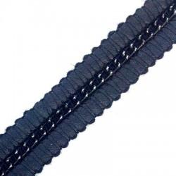 Κορδέλα Πολυεστερική με Αλυσίδα 20mm (2γιάρδες/πακέτο)