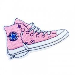 Chaussures en Tissu Thérmoadhesif 47x79mm