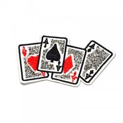 Thérmocollant carte à jouer ~117x72mm