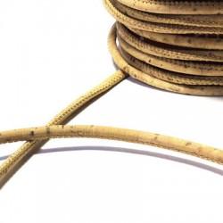 Cordino di Sughero Rotondo 3mm