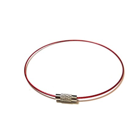 Semi finished Bracelet 22cm (Wire 1mm)