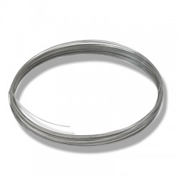 Memory Wire Necklace 92mm/0.6mm (22meters/50gr.)