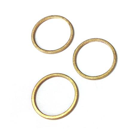 Brass ECO Ring 14mm