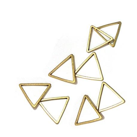 Triangle en Métal/Laiton 7x0,8mm