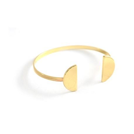 Brass Bracelet Base 59mm