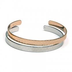 Brass Base Bracelet 61x5mm