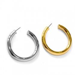 Brass Earring 48/6mm