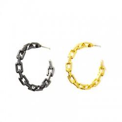 Brass Earring 26mm