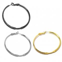 Brass Earring 53mm