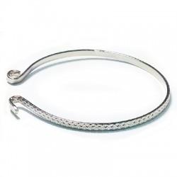 Steel Bracelet Flat 57x3mm (Thickness 1.2mm)