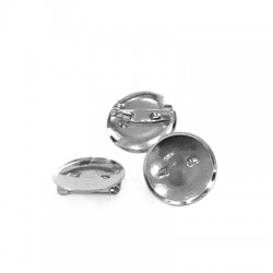 Steel Safety Pin Disc 19mm