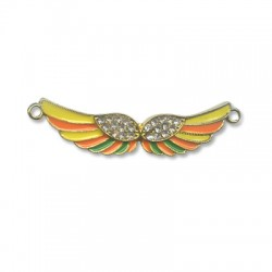 Z/A Enamel Wing 58x11mm