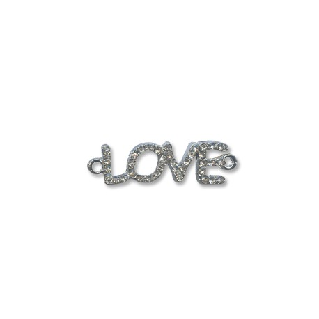"Z/A ""LOVE"" 36x11mm"