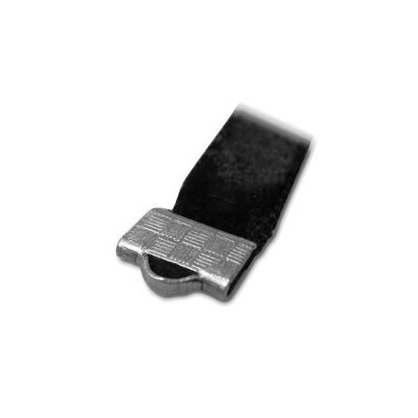 Brass Flat Clasp 10mm