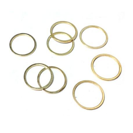 Brass Ring 15mm