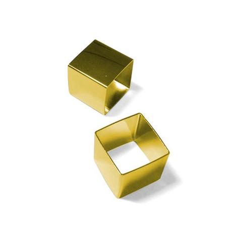 Brass Square Tube 18mm (Ø 18mm)