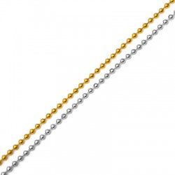Stainless Steel 304 Ball Chain 2.4mm