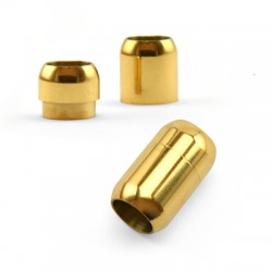 Stainless Steel 304 Μαγνητικό Κούμπωμα 14x23mm (Ø10mm)