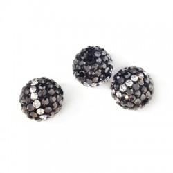 Perle Strassée 10mm