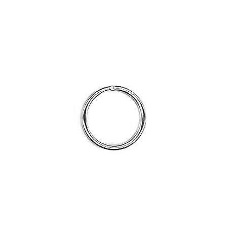 Anello Portachiavi in Acciaio 20x1.65mm