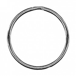 Metal Key Ring 48mm/3mm