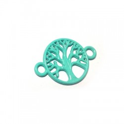 Zamak Painted Casting Connector Tree of Life 15mm